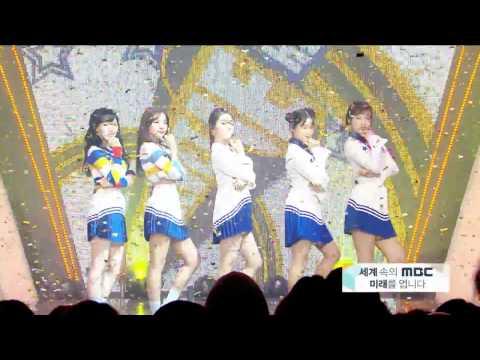 【TVPP】Red Velvet - Rookie, 레드벨벳 - 루키 @Show Music core Live