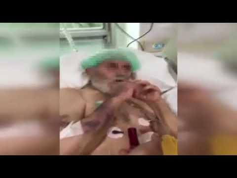 العرب اليوم - شاهد: ممرضات يقدمن سيجارة لعجوز في العناية المركزة