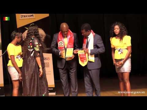 Cérémonie de graduation des étudiants de l'ITECOM