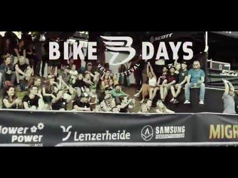 Bike Days 2017: Waghalsige Sprünge, Akrobatik und spektakuläre Wettkämpfe auf zwei Rädern