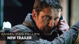 Angel Has Fallen (2019 Movie) New Trailer — Gerard Butler, Morgan Freeman