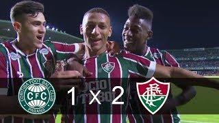 Assista os Melhores Momentos entre Coritiba 1 x 2 Fluminense pelo Campeonato Brasileiro 2017. Coritiba x Fluminense...