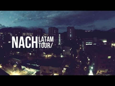 "Nach – ""Dedicado a Latinoamérica"" [Videoclip + tema inédito]"