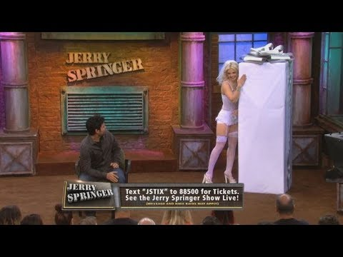 Video Husband Gets A Surprise Of A Lifetime! (The Jerry Springer Show) download in MP3, 3GP, MP4, WEBM, AVI, FLV January 2017