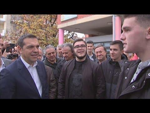 Αλ. Τσίπρας: Ζητάμε συμμετοχή των πολιτών, για τη δημοκρατική προοδευτική παράταξη της νέας εποχής