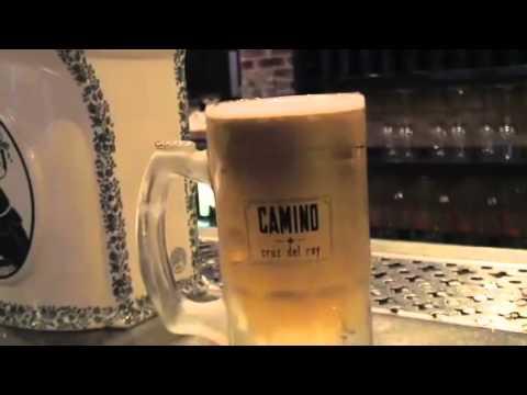 Camino Spanish bar and restaurant in London
