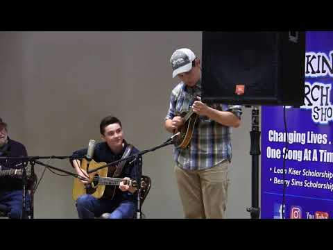 El Cumbanchero- Presley Barker & Luke Little at ACMA Pickin' Porch 1 Concert 5/20/2018
