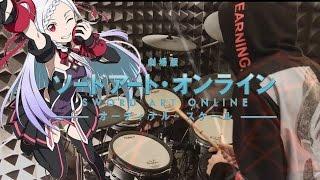 Video 【劇場版 ソードアート・オンライン】ユナ - Break Beat Bark! を叩いてみた - Sword Art Online - Ordinal Scale Yuna - Drum Cover MP3, 3GP, MP4, WEBM, AVI, FLV Desember 2017