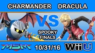 MSM 72 Spooky Finals: Charmander (Larry Lurr) VS Dracula (Nicko)