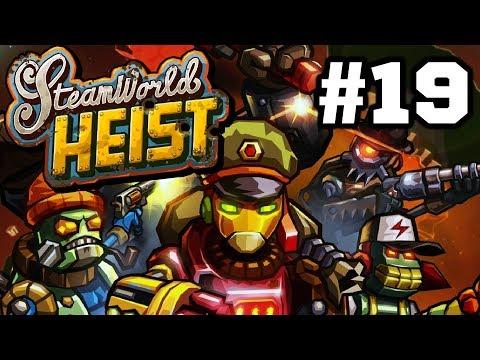 ПОТОК ВОЛЬТБОТОВ! - SteamWorld Heist #19