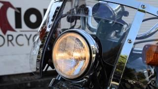 9. 2009 Honda Rebel - SOLD!