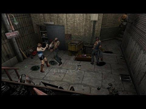 resident evil 3 nemesis gamecube iso