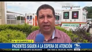 CAFESALUD NIEGA REMISIÓN A BEBÉ DE 7 MESES EN ESTADO CRÍTICO