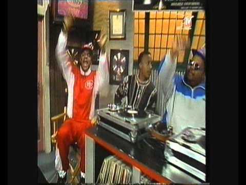 MC Hammer guest on Yo! MTV Raps (1990)