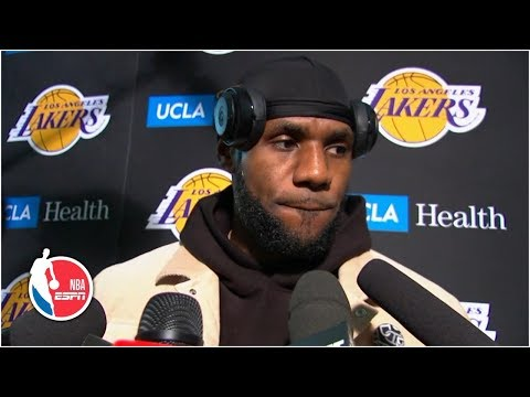 LeBron James details the Lakers' 4th-quarter woes, offseason plans after loss to Knicks   NBA Sound