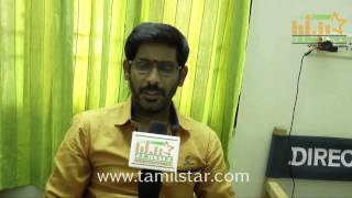 Ramki Ramakrishkan at Kamarkattu Movie Team Interview