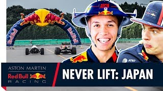 Never Lift: The Week of the Japanese Grand Prix