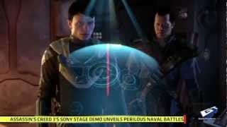 Star Wars 1313 - E3 2012: Navigation Cinematic