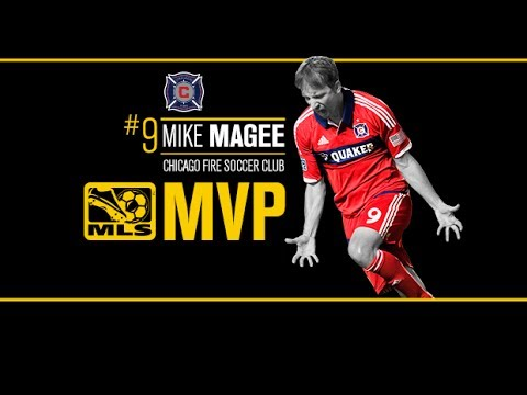 Video: Mike Magee wins 2013 Volkswagen MLS MVP