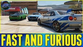 Nonton Forza Horizon 2 Online : FAST AND FURIOUS CARS!!! (Furious 7 Trailer Discussion) Film Subtitle Indonesia Streaming Movie Download