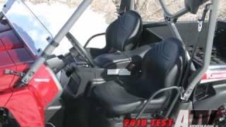 10. ATV Television Test - 2010 Kawasaki Teryx LE