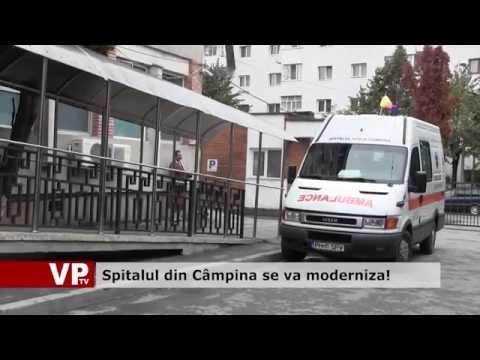 Spitalul din Câmpina se va moderniza!