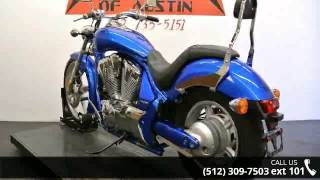 8. 2012 Honda Sabre  - Dream Machines Indian Motorcycle - Ro...
