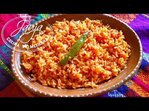 Arroz Rojo Mexicano