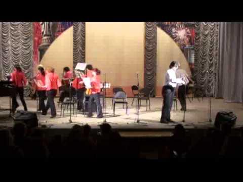 Отчетный концерт 19.04.2011 часть 2