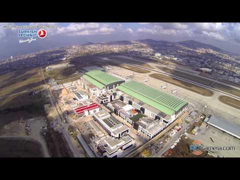 Sabiha Gökçen Havalimanı - Habom