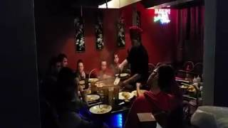 Hibachi Party Room Available for Birthday's in Humble- Kingwood, Texas