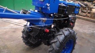 Пополнение тракторного парка ZUBR JR-Q12E. Обзор и..планы на зиму.