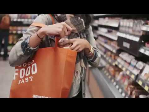 If I did the commercial for Amazon Go