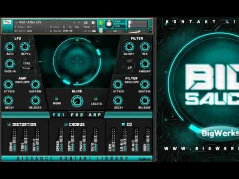 Big Sauce KONTAKT Library - Sound Review - BigWerks