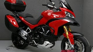 2. 2012  DUCATI  MTS1200S MULTISTRADA 1200 S TOURING  - National Powersports Distributors