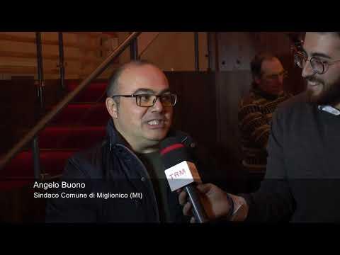 Matera 2019: la preparazione della comunità di Miglionico(MT) per il 19 Gennaio
