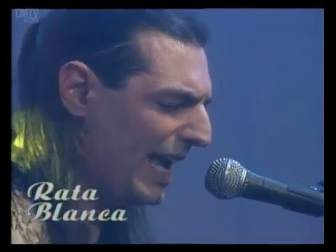 Rata Blanca video Ella - CM Vivo 1997