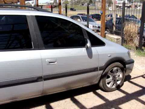 AUTONORTE ARGENTINA VENDE: CHEVROLET ZAFIRA GLS