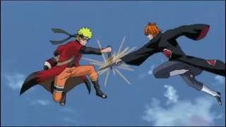 Naruto vs Pain AMV 【Blood Circulator - Asian Kung-Fu Generations】