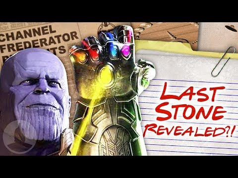Does Thanos Have The Final Infinity Stone? - Marvel Cartoon Conspiracy (Ep 194)   Channel Frederator