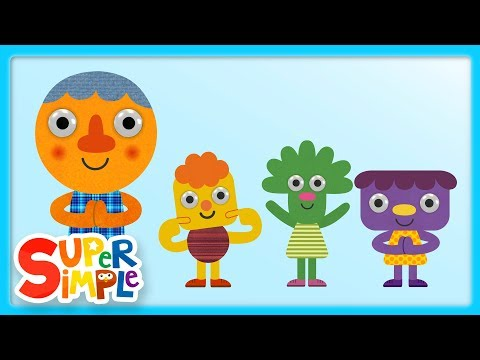 If You're Happy | Super Simple Songs:  New Super Simple TV show...The Bumble Nums ► http://bit.ly/2rSKHOFIt's