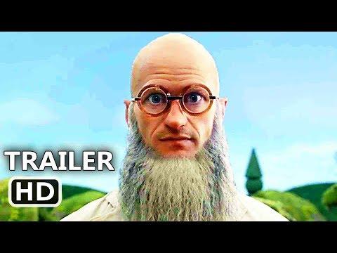 "A Series of Unfortunate Events Season 2 ""Olaf"" Trailer (2018) Netflix Series HD"