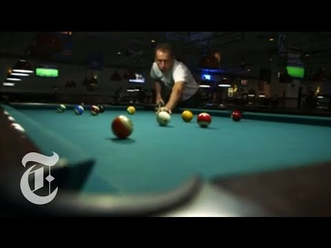 Meet Earl Strickland, Professional Pool Player   New Yorkers   The New York Times