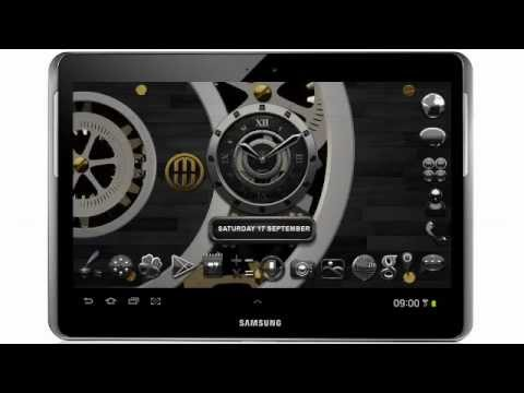 Video of Clockwork LWP HD Ebony