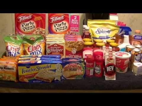Grocery Store Haul 01