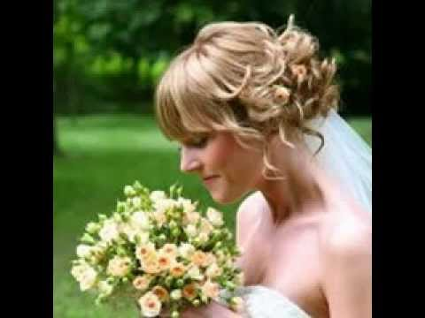 Most popular Bridal hairstyles for short hair
