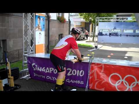 FLEET skates® IQ-Biathlon