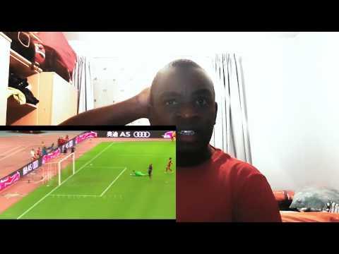 Bayern Munich vs Arsenal 1-1 (2-3) - All Goals & Highlights - ICC 19/07/2017 HD Reaction