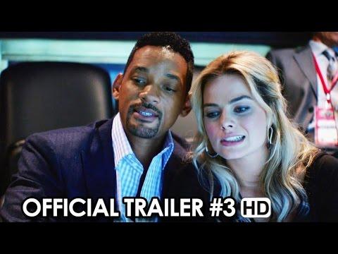 Focus Official Trailer #3 (2015) - Will Smith, Margot Robbie HD