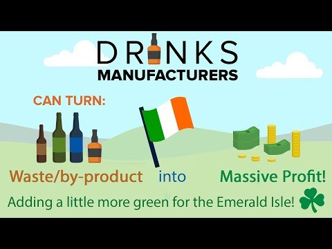 Irish Drinks Manufacturers can turn waste into profit with Greenlane Biogas